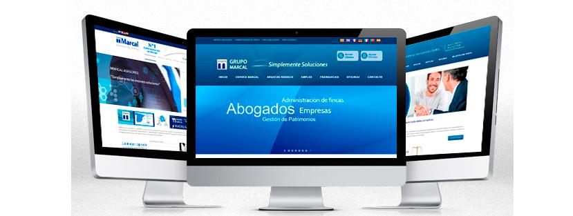 Diseño web para franquicias