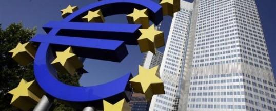 La banca europea podría solicitar hoy al BCE hasta 300.000 millones
