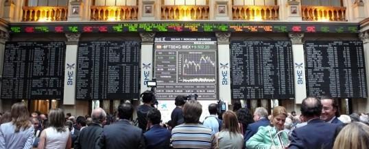 El Ibex 35 rebota el 2% y supera los 10.500 puntos