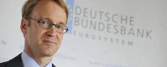 El Bundesbank arremete contra la banca española