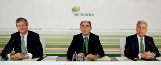 Iberdrola gana 1.920 millones y anuncia un dividendo mínimo de 0,27 euros al año