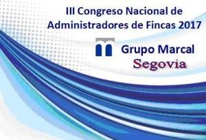 III Congreso Nacional Grupo Marcal @ Segovia | Castilla y León | España
