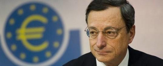 El BCE rebaja los tipos al mínimo histórico del 0,05%