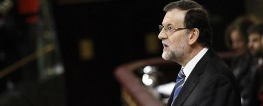 El Gobierno situará la previsión del PIB por encima del 2,4% para este año, según avanza Rajoy