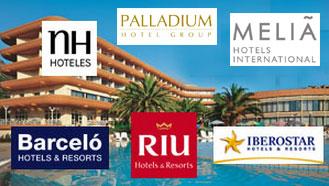 RIU, NH y Barceló disparan sus planes de inversión a 1.500 millones