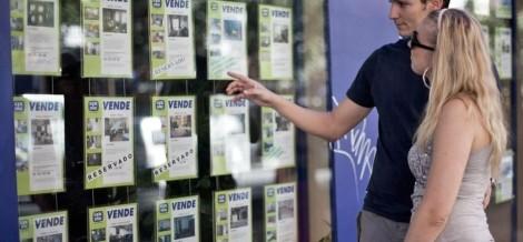 Las inmobiliarias vuelven a promover