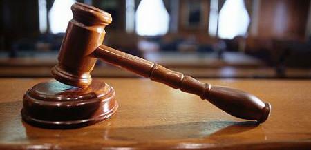 Cae el número de asuntos que llegan a los juzgados y los tribunales
