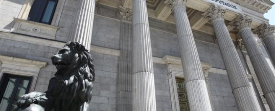 La ley sobre la capacidad del Gobierno para fijar peajes eléctricos sale del Congreso