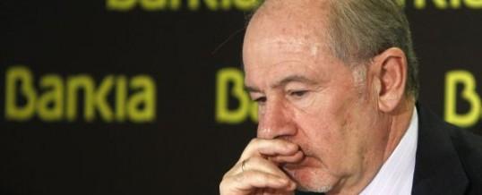 Cuatro años de caída acelerada de Rodrigo Rato y el caso Bankia.