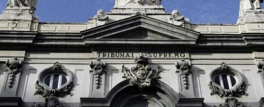El Tribunal Supremo, un poco más cerca