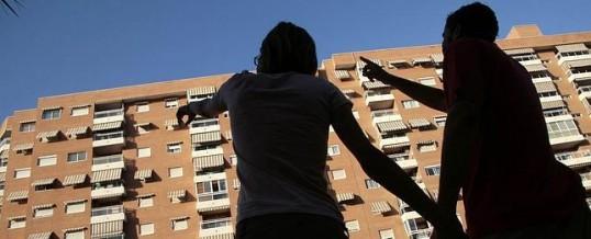 El precio de la vivienda usada cae un 4,4% en el tercer trimestre